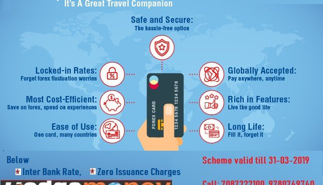 Get Multi-currency Forex card